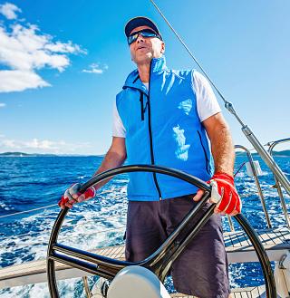skipper professionnel en Corse