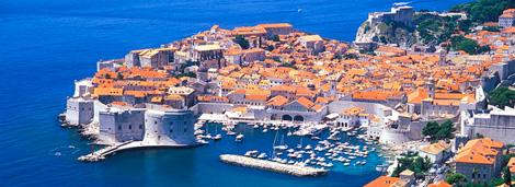 Départ de Dubrovnik