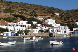Vacances Grece en voilier avec Escale dans les Cyclades Sifnos