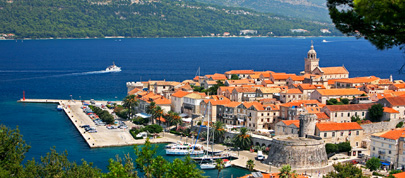 Vacances_en_catamaran_escale_Korcula