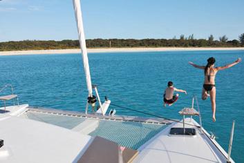 Année sabbatique en bateau