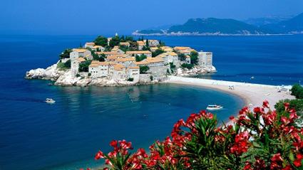Les Bouches de Kotor au Montenegro