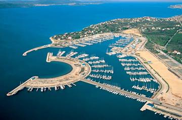 Location de voilier Marina Sukozan Dalmacija Bibinje Zadar