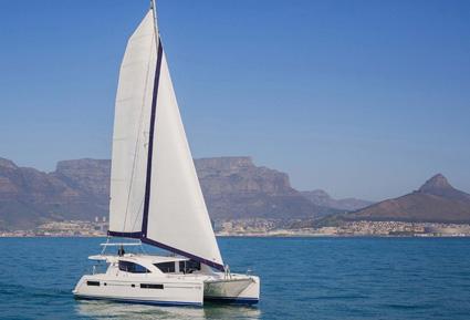 Catamaran Léopard 48 à louer aux Grenadines