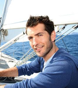 Alexis skipper en Croatie