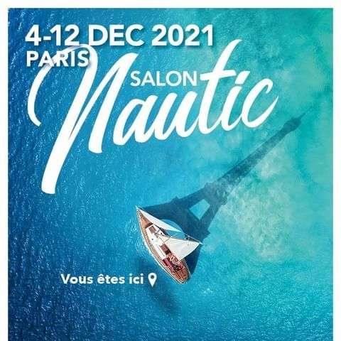 Salon nautique Paris