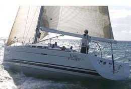 Voilier First 40 en navigation
