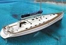 Voilier Harmony 52 - Tortola