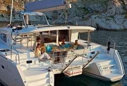 Catamaran Lagoon 400 - Antilles