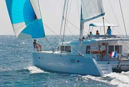 Catamaran Lagoon 450 - Split