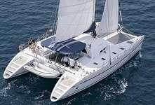 Catamaran Lagoon 570 - Seychelles
