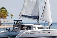 Vacances en bateau en Grèce