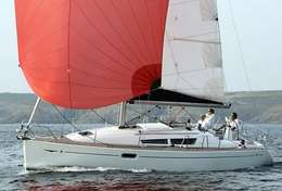 Voilier Sun Odyssey 36i - Porto Colom