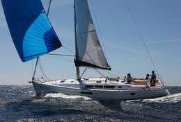 Voilier Sun Odyssey 44i à Porto Colom