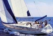 Navigation sous voile en Grèce