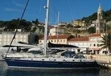 Grand bateau Beneteau 50 pour 10 passagers