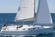 Voilier Cyclades 39.3 - Corse