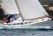 Voilier Cyclades 43.4 - Côte d'Azur