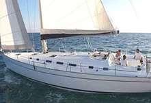 Grand voilier Cyclades 50.4 à Naples