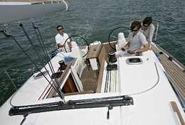 Louer voilier Dufour 375 à La Trinité sur Mer