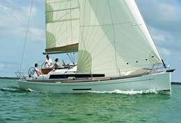 Voilier Dufour 380 - Méditerranée