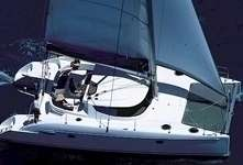 Découvrez le catamaran Lavezzi 40 à Ajaccio