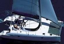 Sorties en catamaran Lavezzi 40