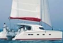 Catamaran Nautitech 44 - Le Marin