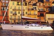 Grand voilier Océanis 473