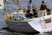 Voilier Sun Odyssey 35 - Toscane