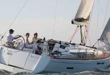 Voilier Sun Odyssey 409 - Martinique