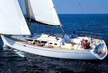 Voilier Sun Odyssey 43 - Corse