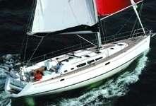 Beau voilier Sun Odyssey 49 à Naples