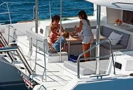 Catamaran Lagoon 450 - Le Marin