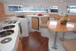 Salon du catamaran Lavezzi 40