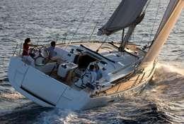 Sun Odyssey 509 le long des côtes Dalmates