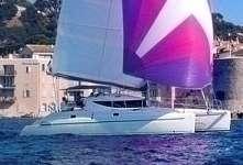 Catamaran Athéna 38 - Corse