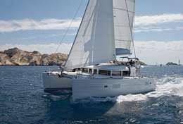 Catamaran Lagoon 400 à Split