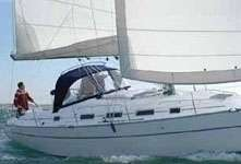 Navigation voilier Cyclades 39.3
