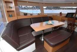 Catamaran Salina 48 à louer à Lorient