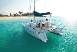 Catamaran Lagoon 440 à Porto Colom