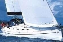 Voilier Harmony 47 - Antilles