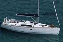 Voilier Océanis 43 - Seychelles