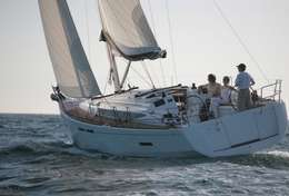 Voilier Sun Odyssey 409 - Antilles