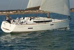 Voilier Sun Odyssey 379 - Tortola
