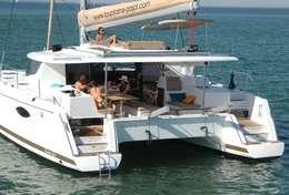 Catamaran Hélia 44 à Pollensa à Majorque