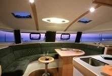 Catamaran Nautitech 40 - Mahé
