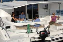Catamaran Lipari 41 - Bretagne sud