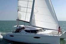 Catamaran Orana 44 à Split