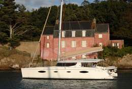Catamaran Salina 48 à Dubrovnik